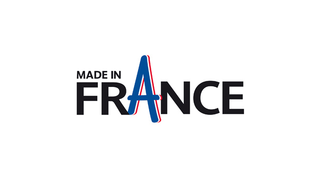 « Proudly Made in France »
